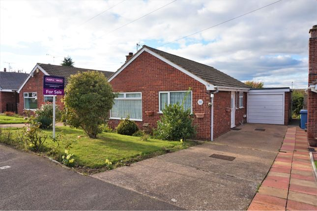 Thumbnail Detached bungalow for sale in Southgate Road, Warsop