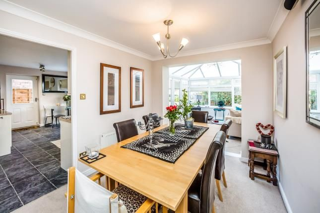 Dining Room of Troon Way, Thornes, Wakefield, West Yorkshire WF2