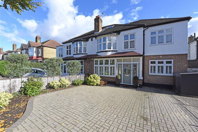 Thumbnail Semi-detached house for sale in Sutherland Grove, Southfields, London