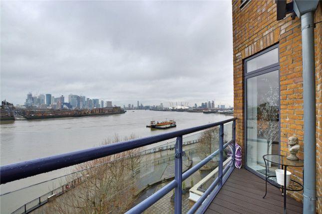 Balcony of Merchants House, Collington Street, London SE10