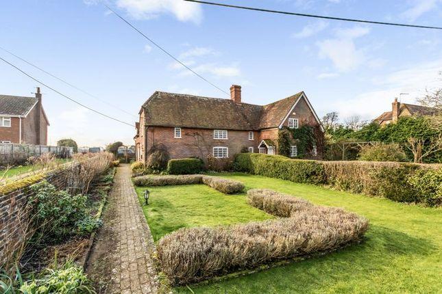Thumbnail Semi-detached house for sale in Lasham, Alton