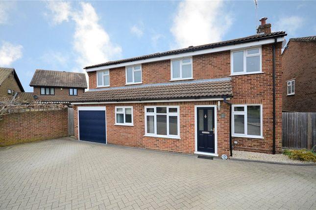 4 bed detached house for sale in Appletree Way, Heath Park, Sandhurst GU47