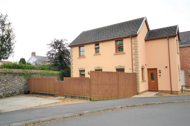 Thumbnail Detached house for sale in Maes Abaty, Whitland