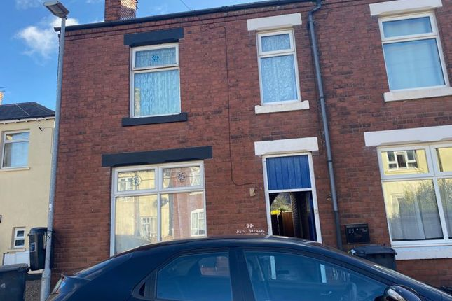 Thumbnail Terraced house to rent in Ash Street, Burton-On-Trent