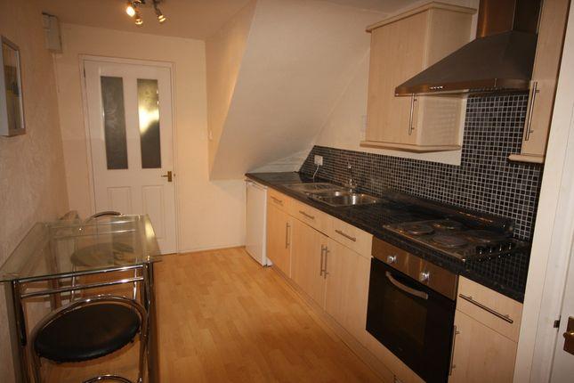 Thumbnail Flat for sale in Hollows Close, West Harnham, Salisbury