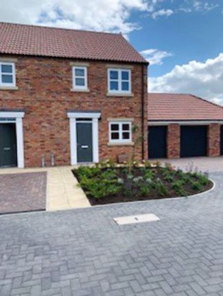 Thumbnail Semi-detached house for sale in Stonegate Court, Northallerton