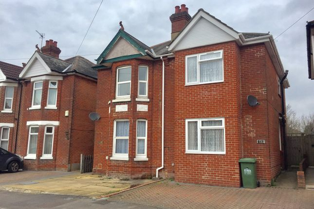 Thumbnail Semi-detached house for sale in Porchester Road, Southampton