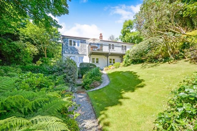 Thumbnail Detached house for sale in Portloe, Truro, Cornwall