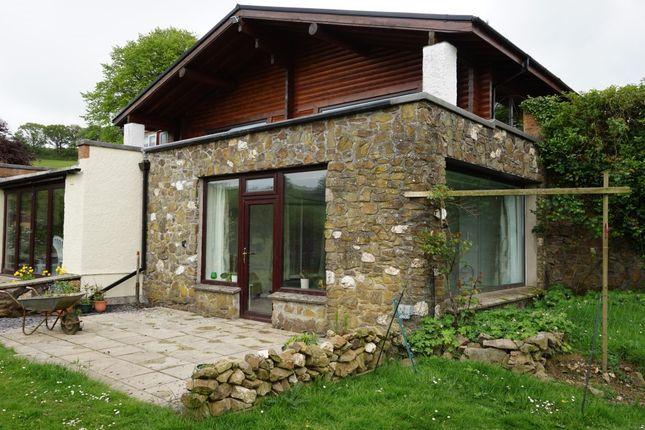 Thumbnail Detached house to rent in Penrhiwlas, Rhydargaeau Road, Carmarthen