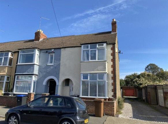 Thumbnail End terrace house to rent in Beech Avenue, 56 Beech Avenue, Northampton, Northamptonshire