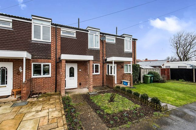 Thumbnail Terraced house for sale in Orchard Close, Ashford
