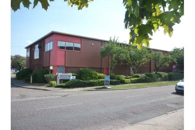 Thumbnail Warehouse for sale in Woodside Industrial Estate, Works Road, Letchworth