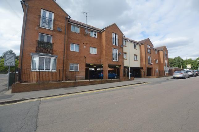 Front of St. Edmunds Road, Northampton, Northamptonshire NN1