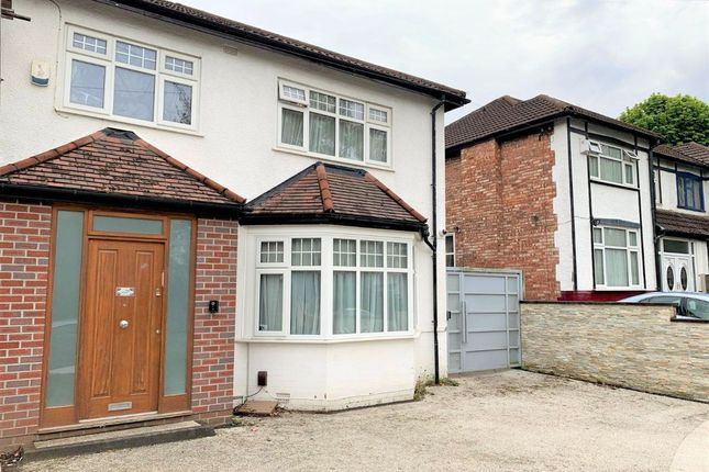 Thumbnail Semi-detached house for sale in Cavendish Road, Salford