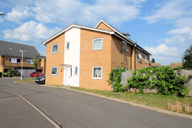 Thumbnail End terrace house for sale in Olympia Way, Whitstable, Kent