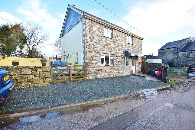 Thumbnail Detached house for sale in Higher Penquite, St. Breward, Bodmin