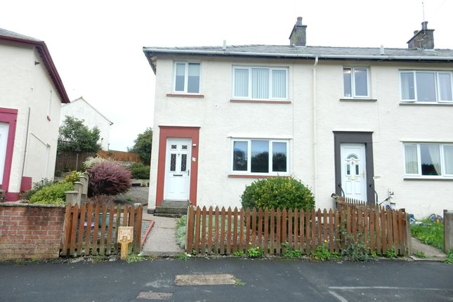 Thumbnail Semi-detached house for sale in The Gavels, Great Clifton, Workington