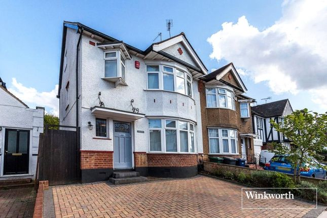 Thumbnail Property to rent in Wentworth Avenue, Finchley, London