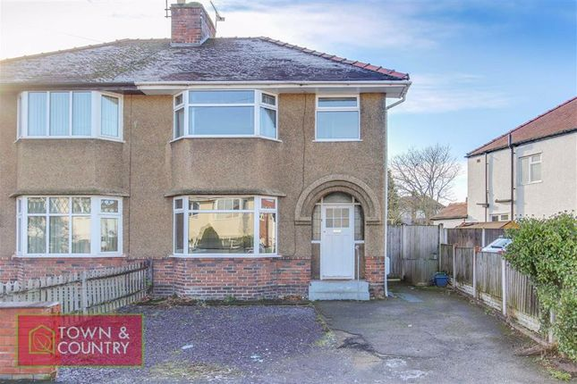 3 bed semi-detached house for sale in Marlowe Avenue, Connahs Quay, Deeside, Flintshire CH5