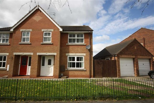 Thumbnail Property to rent in Lindengate Avenue, Rockford Green, Hull