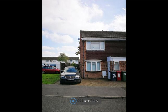Thumbnail End terrace house to rent in Severn Crescent, Slough