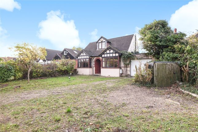 Thumbnail Detached house for sale in Thornhill Road, Ickenham, Uxbridge, Middlesex