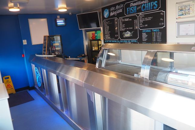 Thumbnail Leisure/hospitality for sale in Fish & Chips WF2, Alverthorpe, West Yorkshire