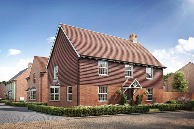 """Thumbnail Detached house for sale in """"Cornell"""" at Broughton Crossing, Broughton, Aylesbury"""