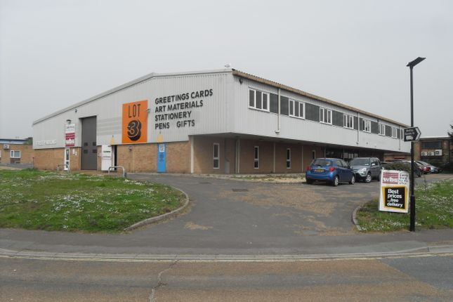 Thumbnail Light industrial for sale in Daish Way, Newport