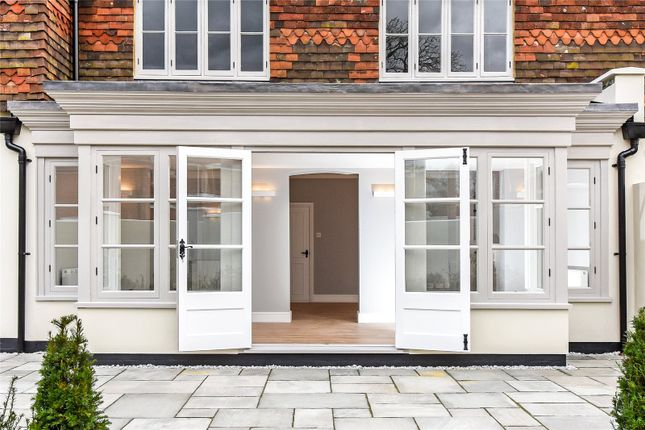 Thumbnail Detached house for sale in Whyke Grange, Chichester, West Sussex