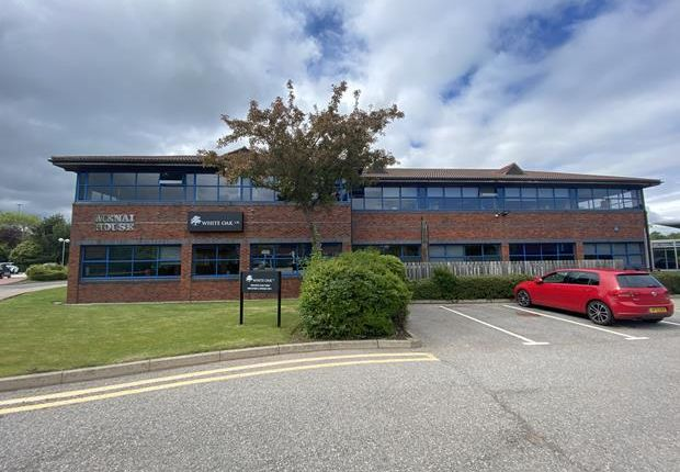 Thumbnail Office to let in Dee House And Menai House, St David's Park, Ewloe, Flintshire