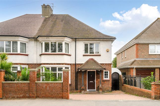 4 bed semi-detached house for sale in Coombe Lane West, Kingston Upon Thames KT2
