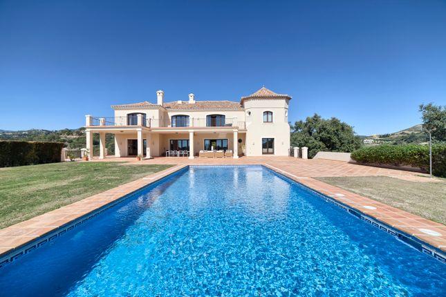 Thumbnail Villa for sale in Banahavis, Benahavís, Málaga, Andalusia, Spain