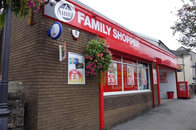 Thumbnail Retail premises for sale in Convenience Store SA4, Pontarddulais, Swansea
