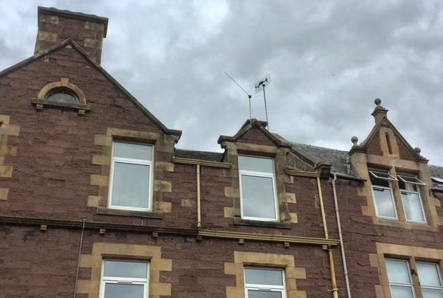 Thumbnail Flat to rent in Scrimgeour's Corner, West High Street, Crieff