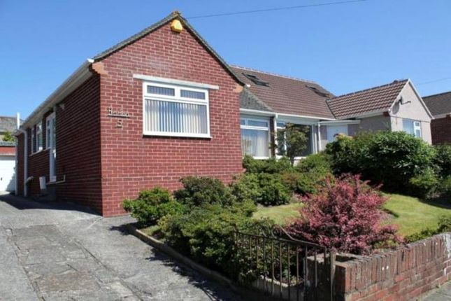 Thumbnail Semi-detached bungalow to rent in Revell Park Road, Plympton, Plymouth, Devon
