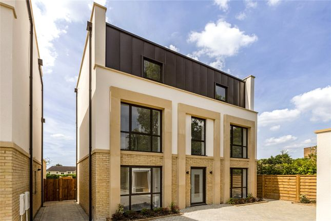 Thumbnail Detached house for sale in Evesham Road, Cheltenham, Gloucestershire