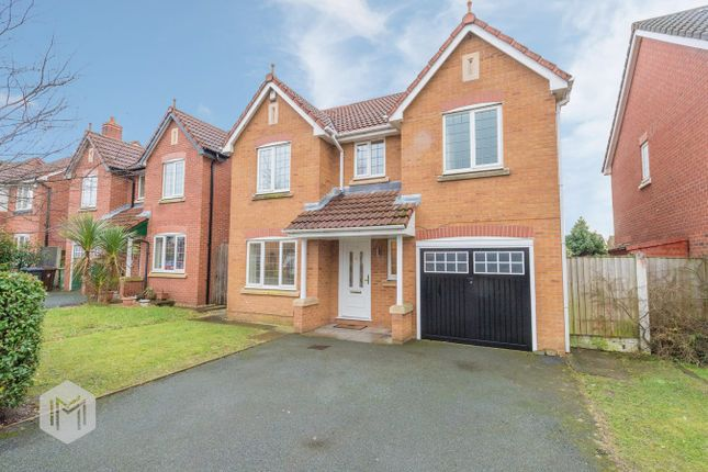 Thumbnail Detached house for sale in Glossop Way, Hindley, Wigan