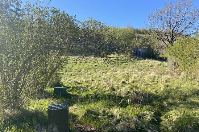 Land for sale in Vicarage Terrace, Cwmparc, Rhondda Cynon Taff. CF42
