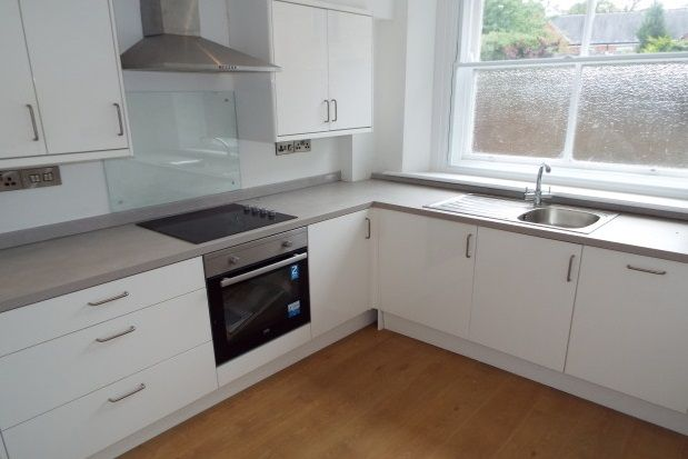 Thumbnail Flat to rent in Station Street, Mansfield Woodhouse