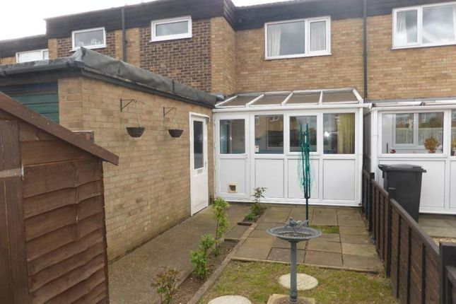 Thumbnail Terraced house for sale in Adelaide Close, Gainsborough