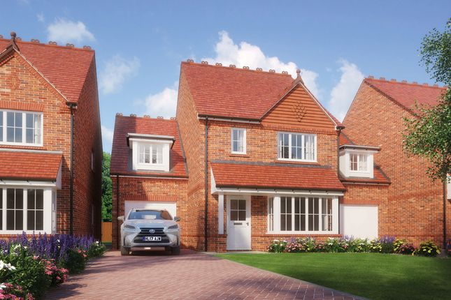Thumbnail Property for sale in Highfield, Off Baldway Close, Wingrave, Aylesbury