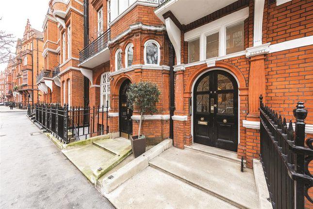 Exterior of Cadogan Gardens, London SW3