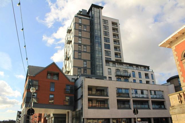 Thumbnail Flat to rent in The Cambria, Key Street, Ipswich