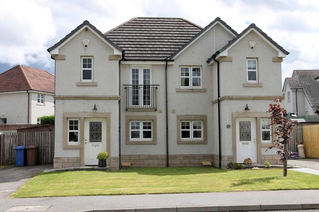 Thumbnail Semi-detached house for sale in Briargrove Terrace, Inshes, Inverness