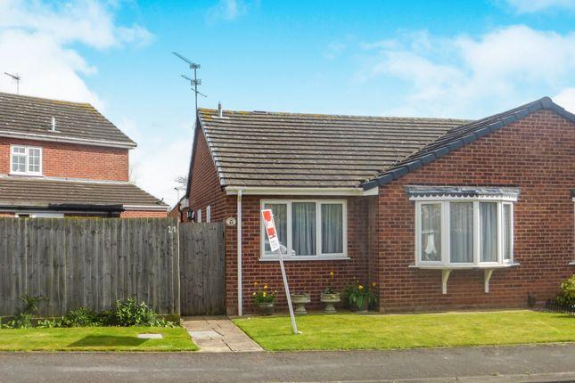 3 bed semi-detached bungalow for sale in Hammerton Way, Wellesbourne, Warwick