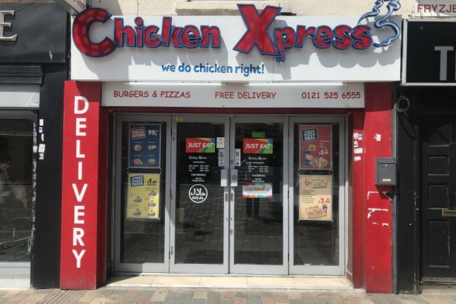 Thumbnail Retail premises to let in New St, West Bromwich