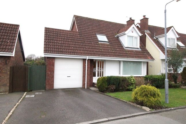 Thumbnail Detached house for sale in Meadow View, Ballygowan