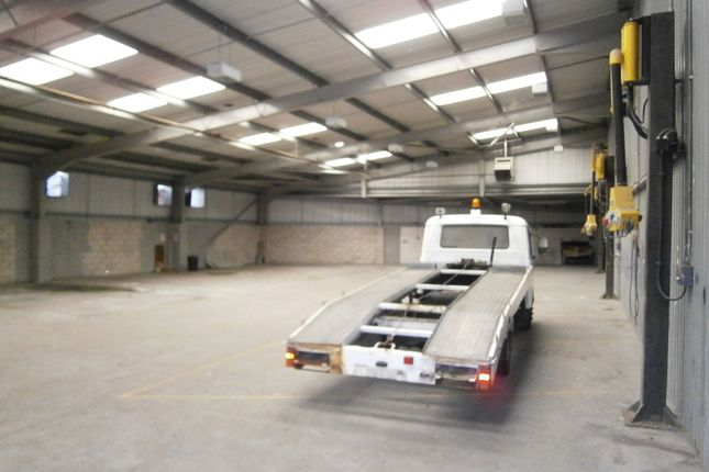 Thumbnail Industrial for sale in Industrial / Workshop, Accrington