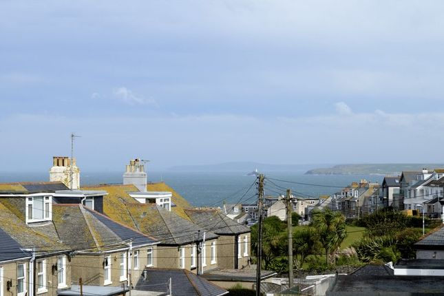 Thumbnail Terraced house for sale in Ventnor Terrace, St. Ives